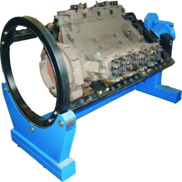 Стенд для двигателя камаз